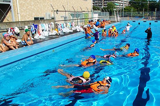 スポーツ・水中支援