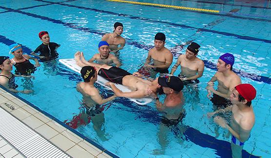 プール安全管理講習会