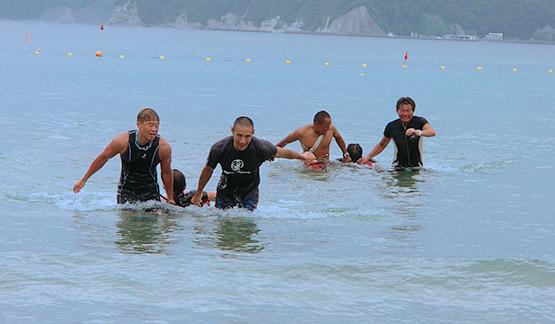 臨海教室&水泳指導のサポート